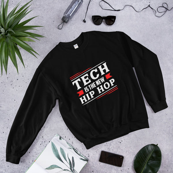 Tech Is The New Hip Hop Sweater