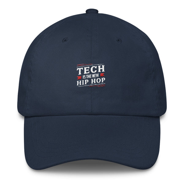 Tech is the new Hip Hop Dad hat