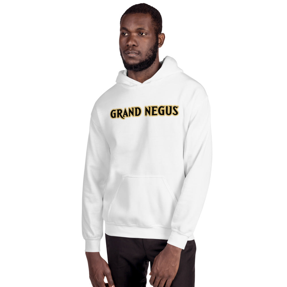 Grand Negus Hooded Sweatshirt
