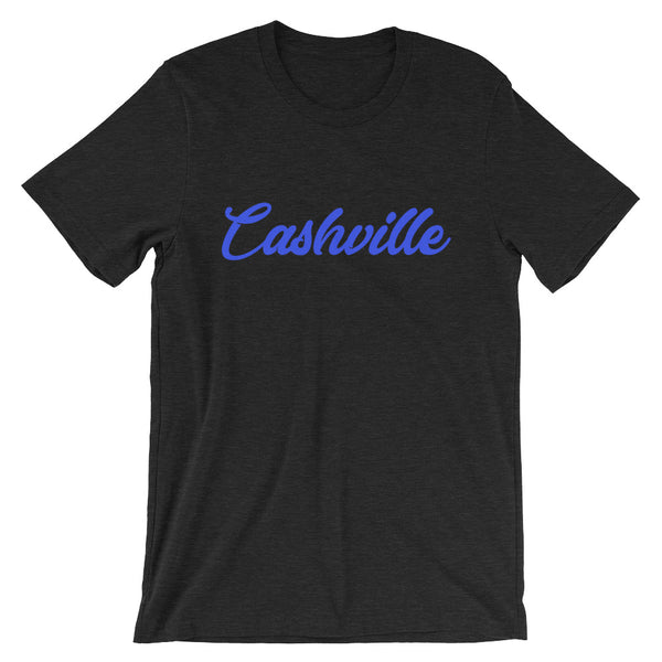 Cashville Black/Blue