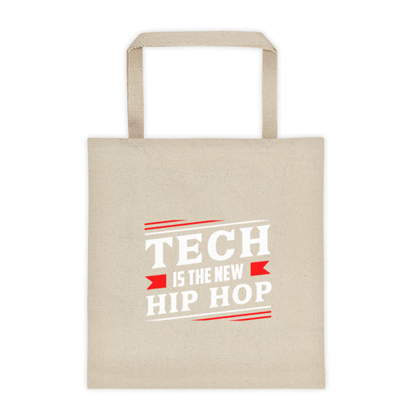 Tech Is The New Hip Hop Tote bag