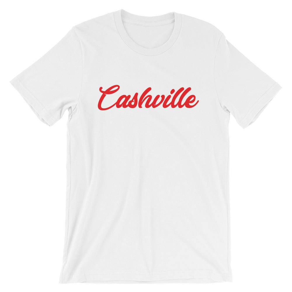 Cashville White/Red