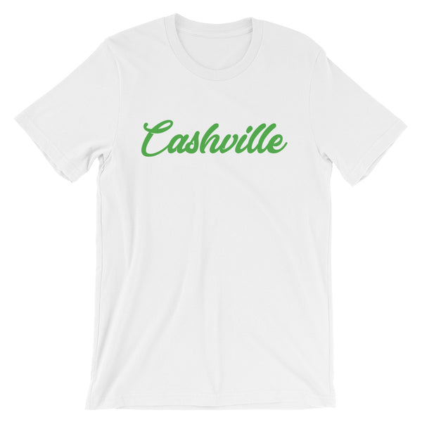 Cashville White/Green