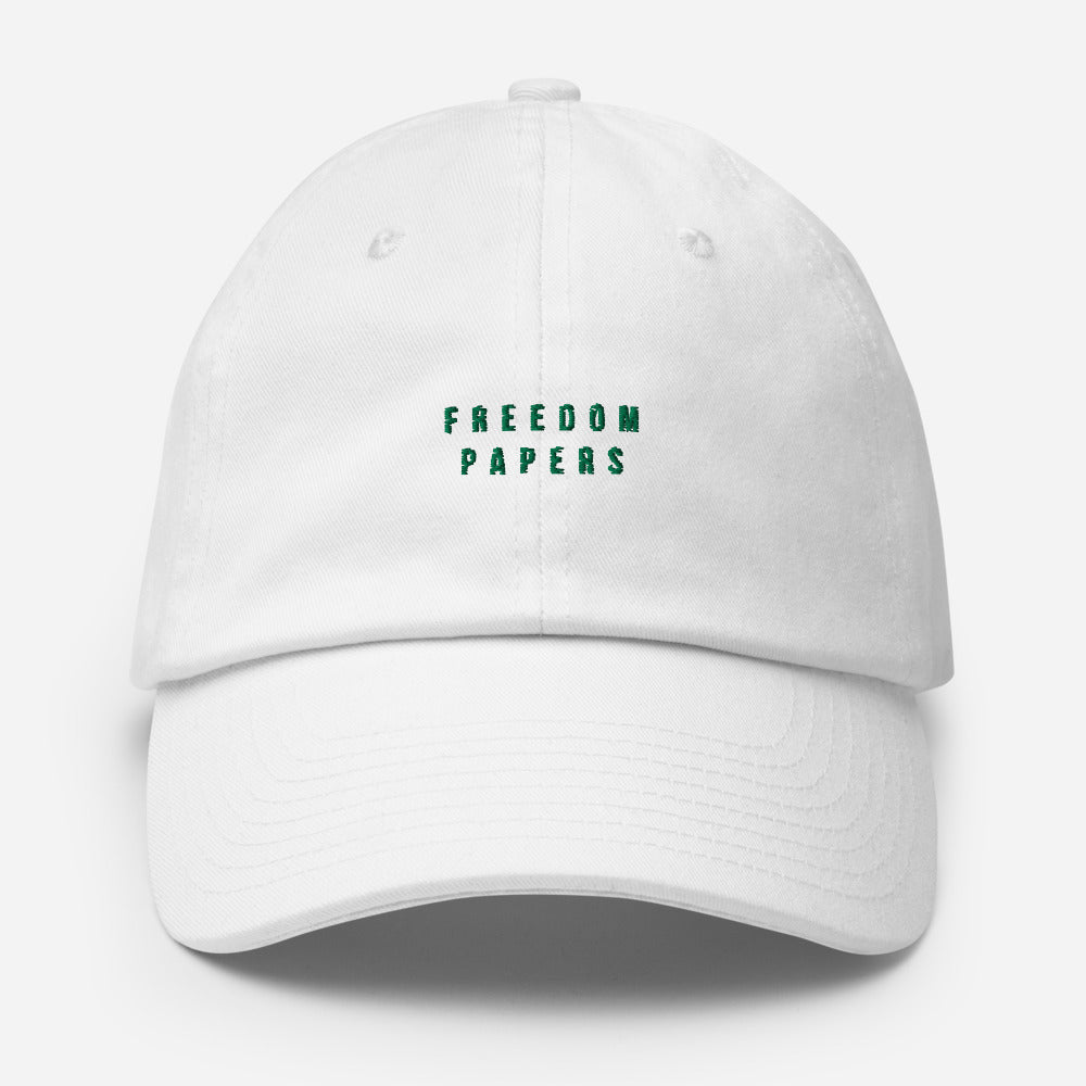 Freedom Papers hat