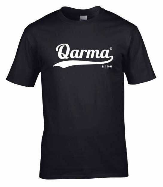 Qarma Baseball - Black (TS030)