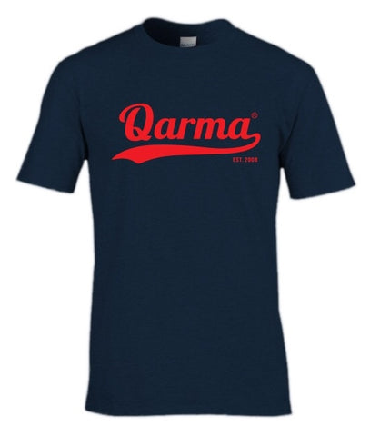 Qarma Baseball - Blue (TS032)