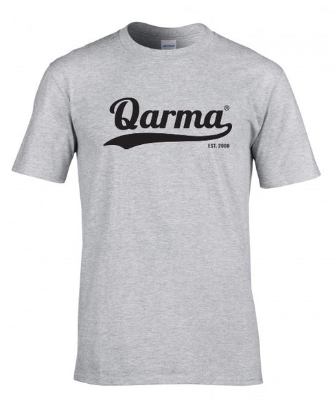 Qarma Baseball - Grey (TS031)