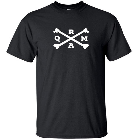 Qarma Crossbones - Black (TS050)