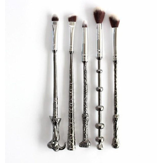 Harry Potter Makeup Brush Set (5 Pieces)
