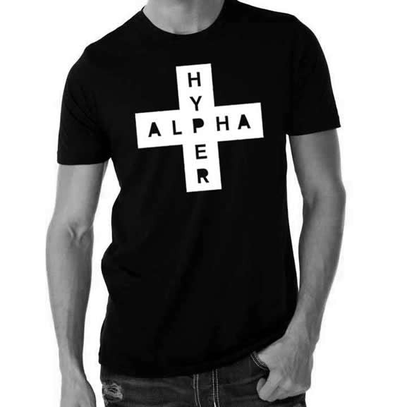 Men's Poly-Cotton AlphaHyper T-Shirt