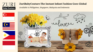 ZuriBabyCouture-The Instant Infant Fashion Goes Global