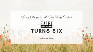 THROUGH THE YEARS: ZURI BABY COUTURE TURNS SIX