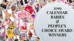 Zuri Baby Couture 2019 Calendar Babies & People's choice award winners