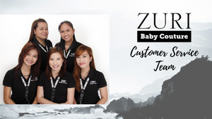 Zuri Baby Couture Excellent Customer Service Team