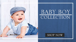 Zuri Baby Couture Baby Boy Collection of Onesies and shoes for newborn, infant babies and Toddlers