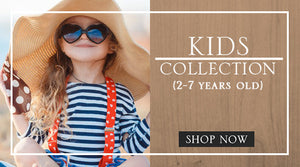 The ultimate fashion collection for Kids 2-7 years old
