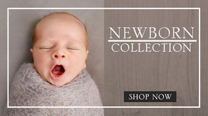 Zuri Baby Couture Newborn Collection: 0-3 months