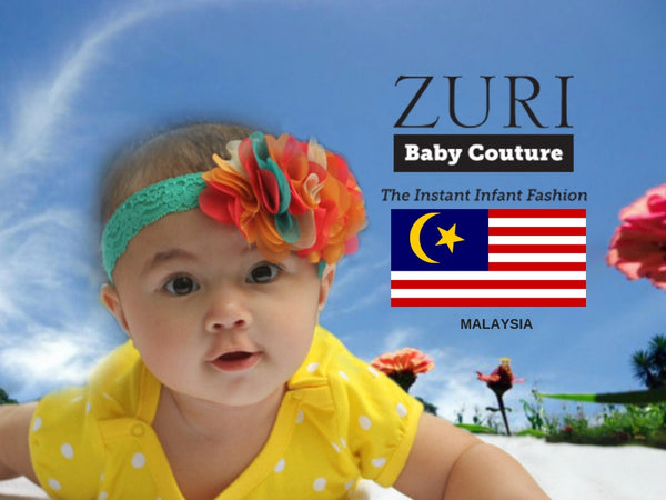 Zuri Baby Couture Malaysia - The number one baby brand in Malaysia