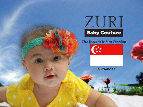 Zuri Baby Couture Singapore - The number one baby brand in Asia