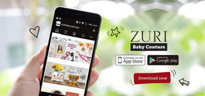 Zuri Baby Couture-Fashion for Babies, all original and Handmade with love