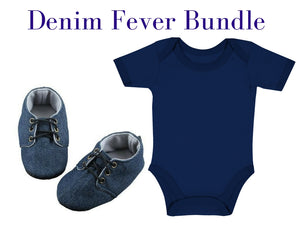0-6 months Baby Boy Onesie and Shoes Set - ZuriBabyCouture, baby fashion, baby shoes, infant fashion