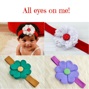 Baby Girl Hair Accessories for newborn, infant and toddlers: All Eyes on me! - ZuriBabyCouture, baby fashion, baby shoes, infant fashion
