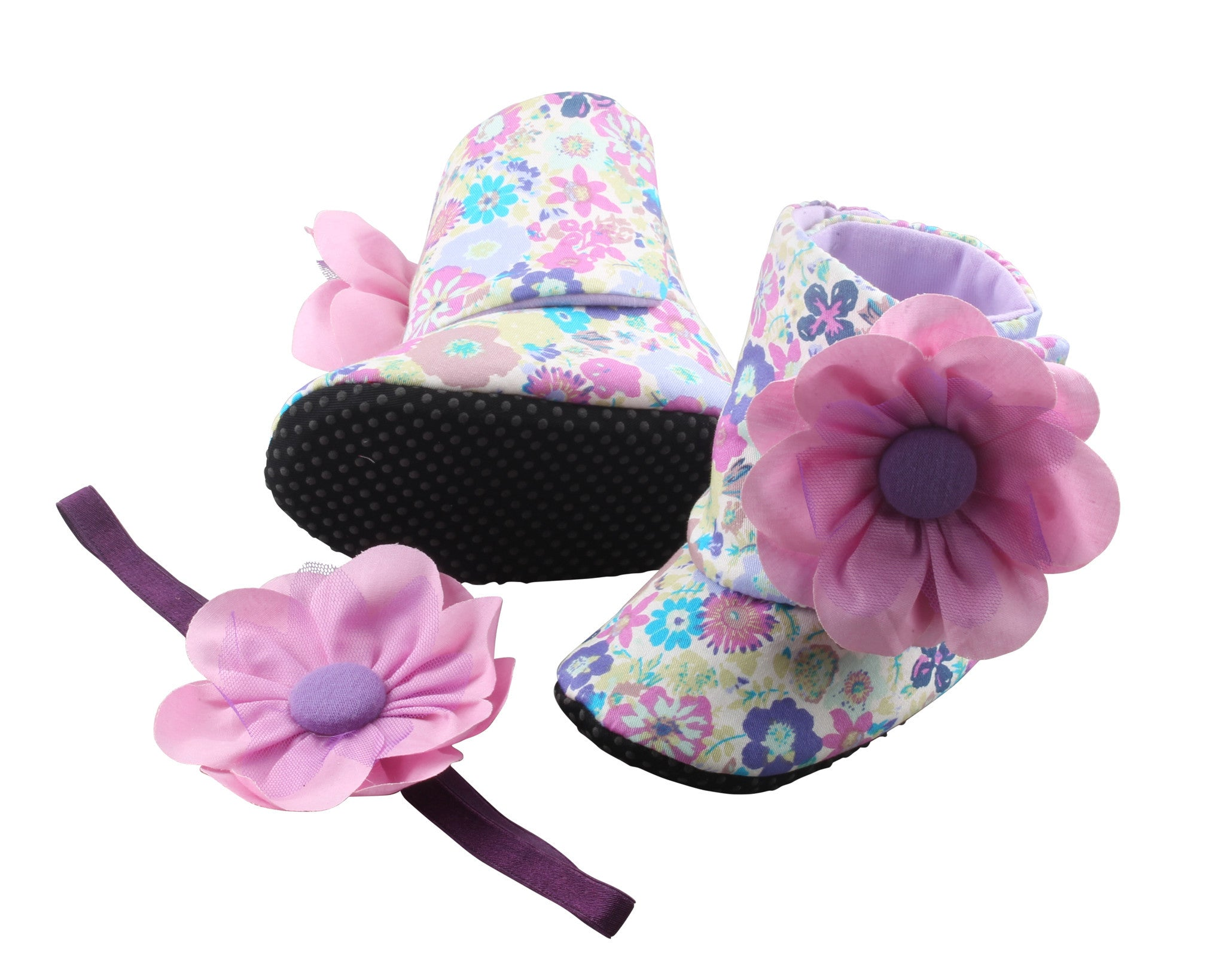 Booties Set for newborn infant babies & toddlers ZuriBabyCouture PH