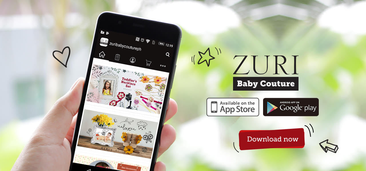 Zuri Baby Couture Apps