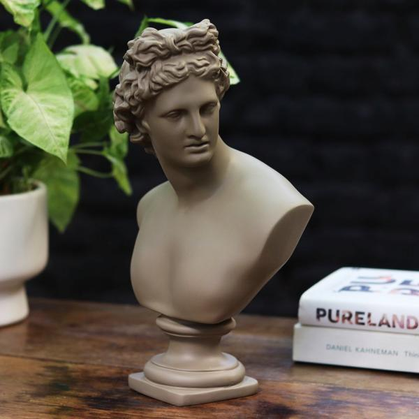 David's Bust Statue