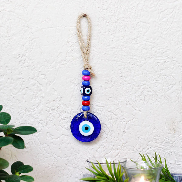 Beaded Turkish Evil Eye Small