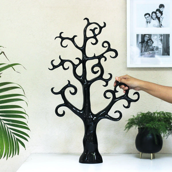Black Tree of Life Showpiece