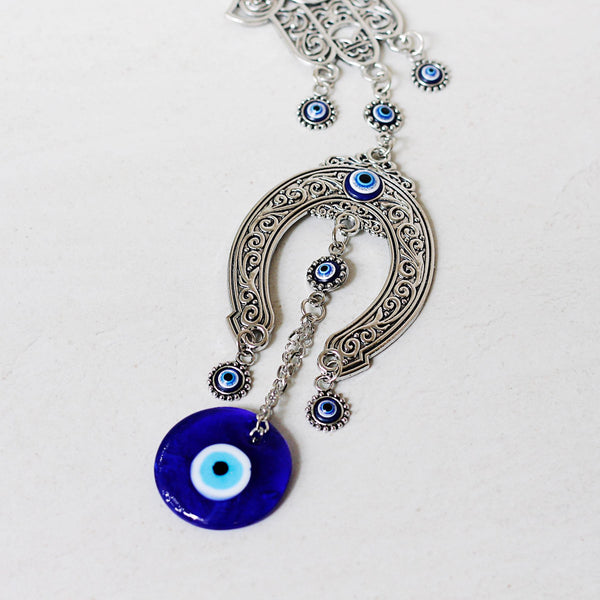 Horseshoe Turkish Evil Eye