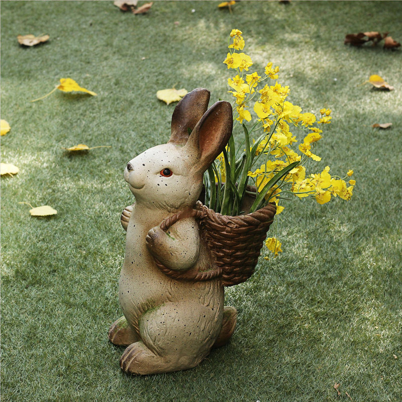 Rabbit Plant Holder