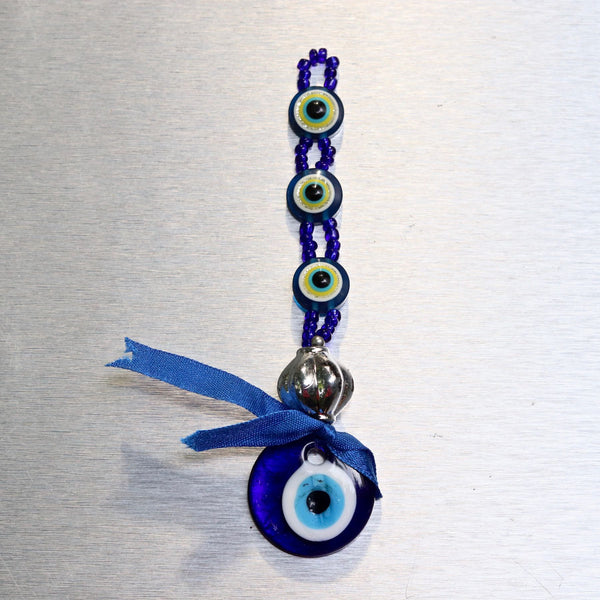 Yellow Stone Evil Eye