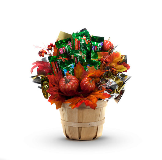 Sugar Free Autumn Candy Bouquet