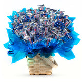 Chocoholic's Choice Candy Bouquet