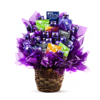 Condom & Candy Bouquet