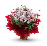 Frosty Delight Candy Bouquet
