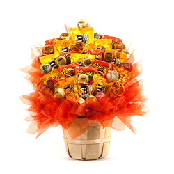 Peanut Frenzy Candy Bouquet