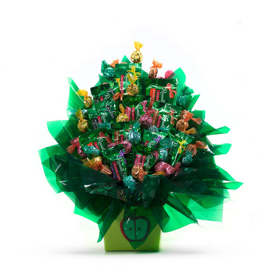 sugar free delight candy bouquet - Christmas Candy Bouquet
