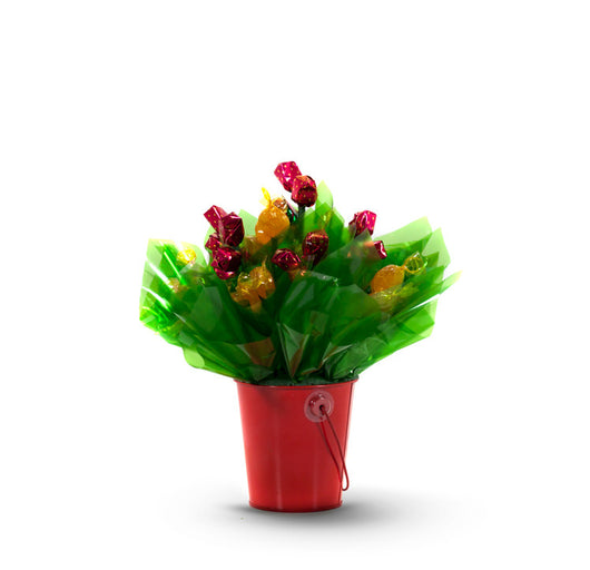 Bouquet of Buds Candy Bouquet