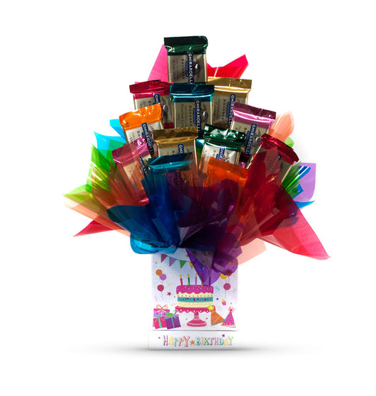 Ghirardelli® Happy Birthday Candy Bouquet