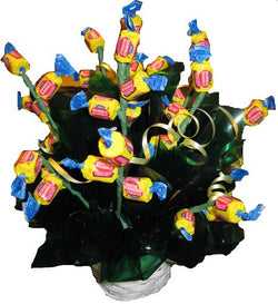 Stuck on You Bubble Gum Bouquet