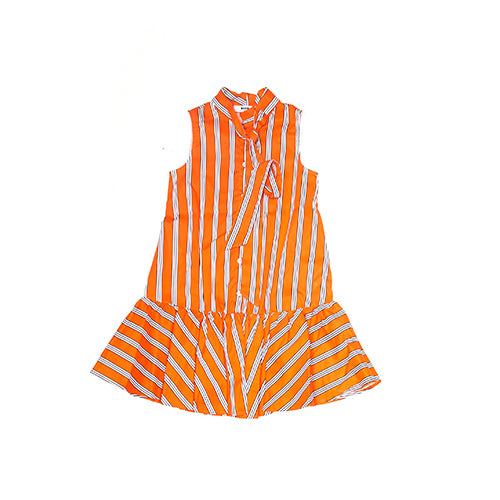 Msgm  Stripe Dress