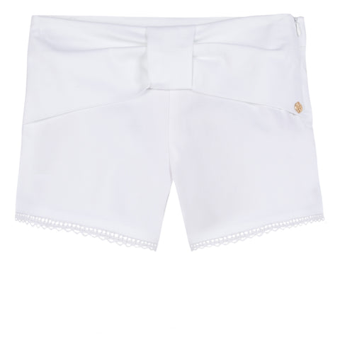 Lili Gaufrette Goffy White Short