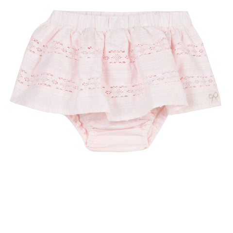 Lili Gaufrette Galice Blush Skirt