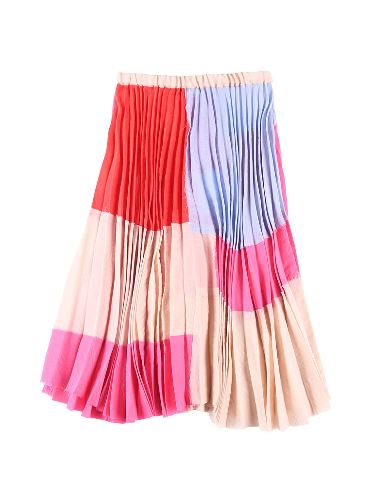 Marni  Cream Pink Skirt