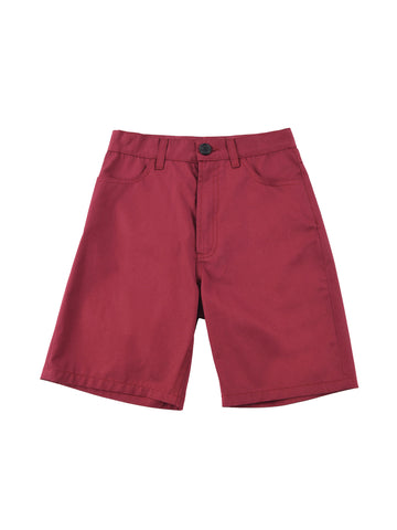 Marni  Bordeaux  Shorts