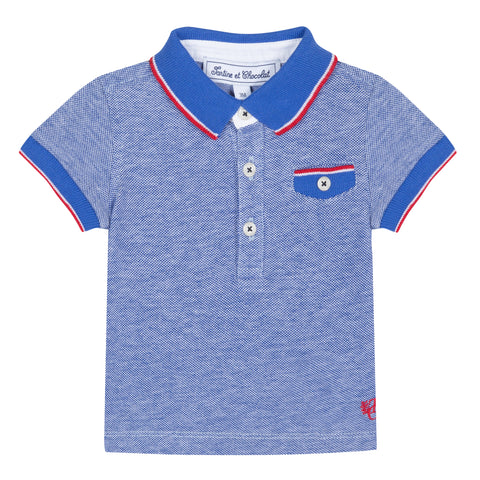 Tartine Et Chocolat Belle Ile Polo Shirt