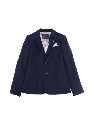 Trussardi Junior Blue Jacket